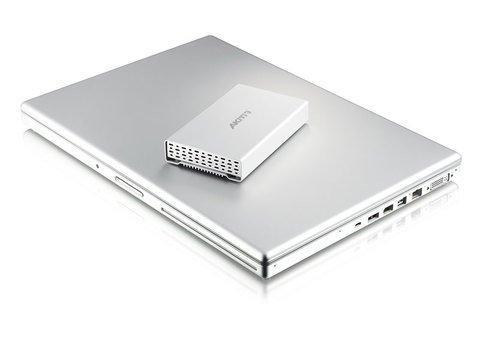 AKiTiO 1TB Neutrino U3+ Portable Hard Drive