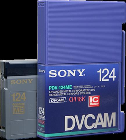 Sony DVCAM IC Memory PDV-124ME/2