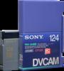 DVCAM IC Memory PDV-124ME/2