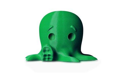 MakerBot PLA Filament - True Green, Small Spool - MP05951