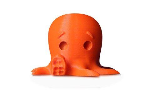 MakerBot PLA Filament - True Orange, Small Spool - MP05787