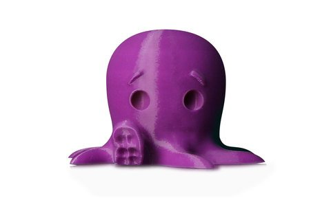 MakerBot PLA Filament - True Purple, Small Spool - MP05788