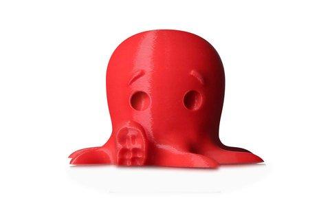 MakerBot PLA Filament - True Red, Small Spool - MP05789