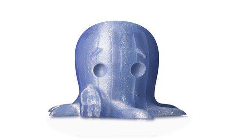 MakerBot PLA Filament - Translucent Blue, Small Spool - MP05759