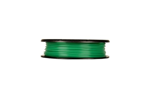 MakerBot PLA Filament - Translucent Green, Small Spool - MP05761