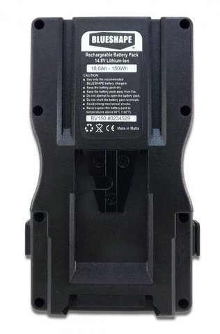 Blueshape BV150 V-Lock 150Wh Li-Ion Battery Pack