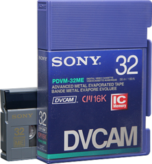 Sony DVCAM IC Memory PDVM-32ME/2