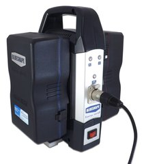 Blueshape CVTR2 2-Channel Portable V-Lock Battery Charger