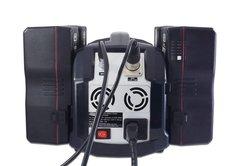 Blueshape CVS4X 4-Channel V-Mount Battery Portable Charger
