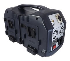 Blueshape CVS8X 8-Channel Portable V-Mount Battery Charger