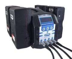 Blueshape CVS8X 8-Channel Portable V-Mount Battery Charger
