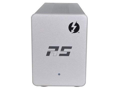 HighPoint RocketStor 6328 Dual Thunderbolt 2 RAID Adapter