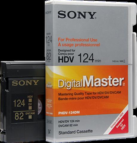 Sony PHDV-124DM