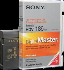 Sony PHDV-186DM