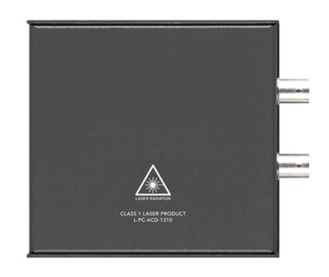 Blackmagic Design Mini Converter - Optical Fiber