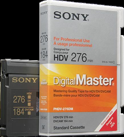 Sony PHDV-276DM