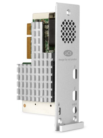 LaCie SSD Upgrade for d2 Thunderbolt & USB 3.0