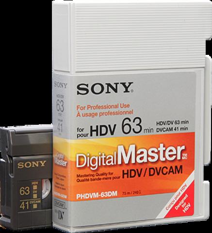 Sony PHDVM-63DM