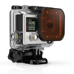 GoPro Red Dive Filter for Dive + Wrist Housing