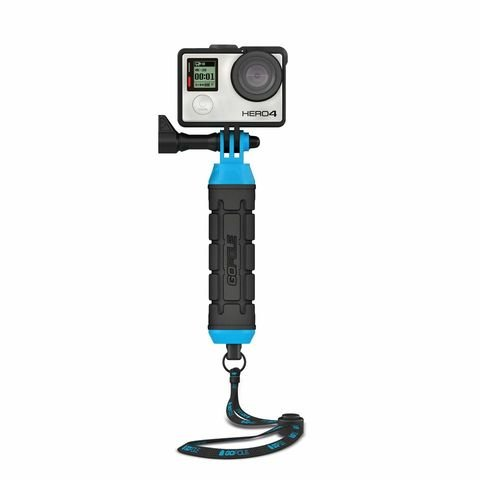 Grenade Grip (Compact Hand Grip for GoPro HERO)