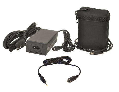 Bescor Battery Pack + Charger for Blackmagic Pocket Camera
