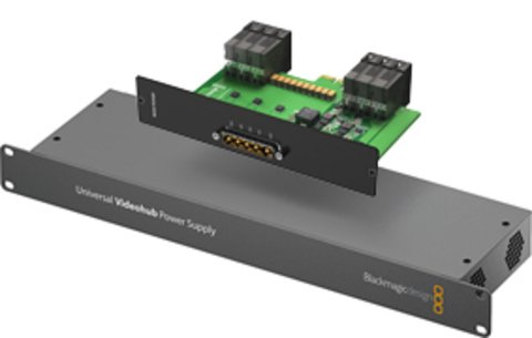 Blackmagic Design Universal Videohub Power Supply