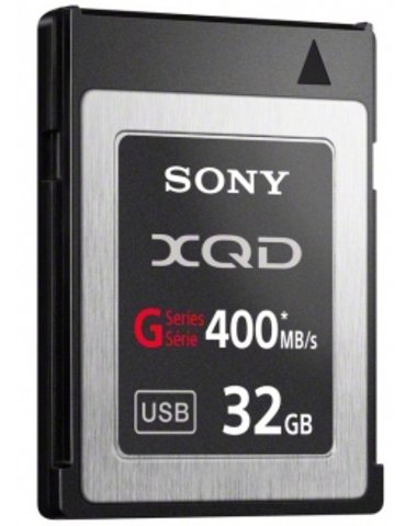 32GB XQD Memory Card G Series - QDG32A/J