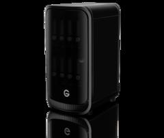 G-Technology 32TB G-SPEED Studio XL with Thunderbolt 2