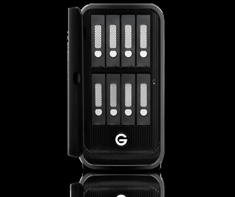 G-Technology 24TB G-SPEED Studio XL with Thunderbolt 2