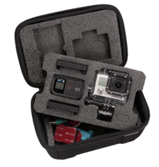 Underwater Kinetics POV20 Waterproof Hard Case - Black