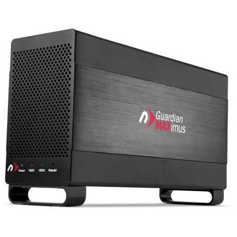 NewerTech 3TB (Mirrored) Guardian MAXimus RAID Solution