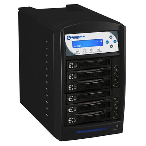 Microboards 5-Drive HDD Duplicator - CW-HDD-05 / 22845