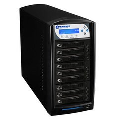 Microboards 8-Drive HDD Turbo Duplicator - CW-HDD-T08 / 22873