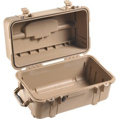 Pelican 1460 Case (No Foam) - Desert Tan