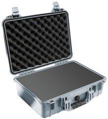 Pelican 1500 Case - Silver