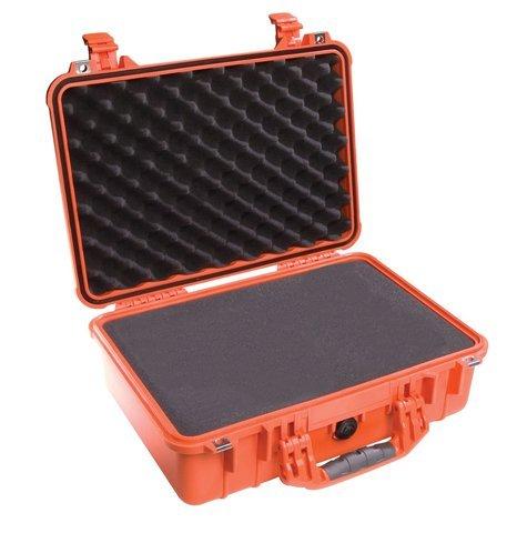 Pelican 1500 Case - Orange