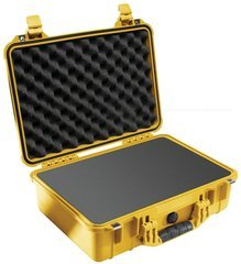 Pelican 1500 Case - Yellow