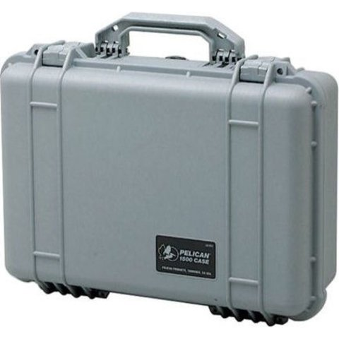 1500 Case (No Foam) - Silver