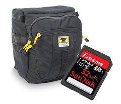 Descent AT Camera Bag + SanDisk Extreme SDHC 32GB UHS-1