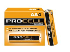 PROCELL AA Battery 4-Pack