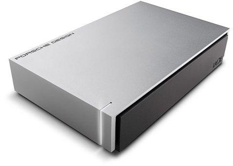 LaCie 4TB Porsche Design USB 3.0 Desktop Drive