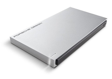 LaCie 500GB Porsche Design USB 3.0 Slim Drive