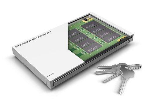 LaCie 120GB SSD Porsche Design USB 3.0 Slim Drive