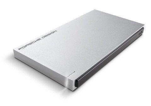 LaCie 250GB SSD Porsche Design USB 3.0 Slim Drive