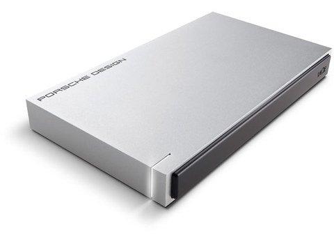 LaCie 1TB Porsche Design P'9223 USB 3.0 Mobile Drive