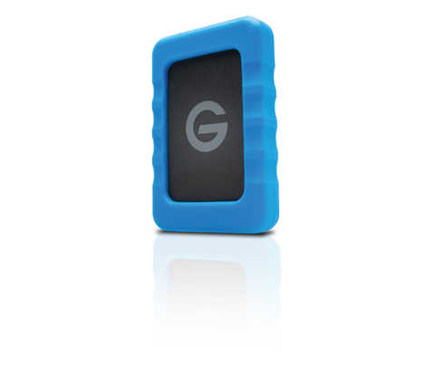 G-Technology 1TB G-DRIVE ev RaW