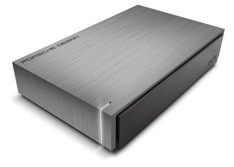 4TB Porsche Design P'9230 USB 3.0 Drive