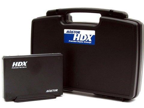 Avastor HDX-1500 6TB Quad Portable Hard Drive