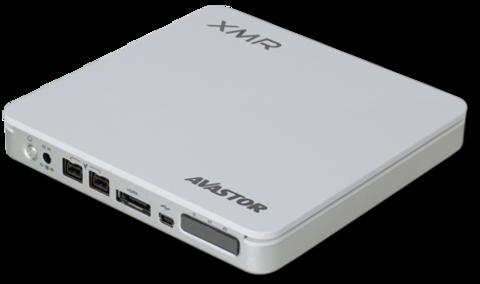 Avastor XMR Professional Mobile RAID 500GB SSD