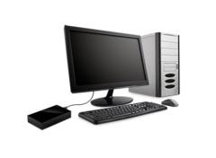 Seagate 8TB Backup Plus Desktop Drive - USB 3.0